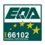 Logo certificación UNE